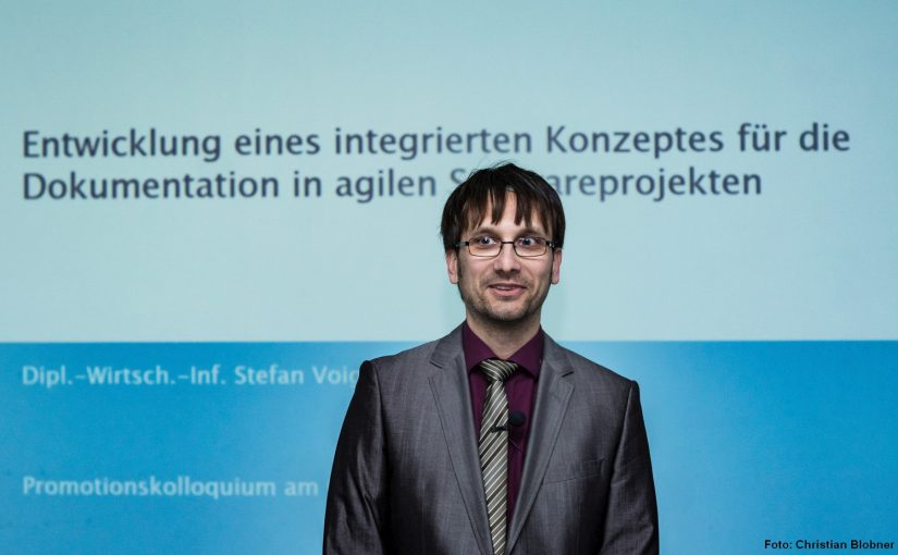 Promotionskolloquium Stefan Voigt